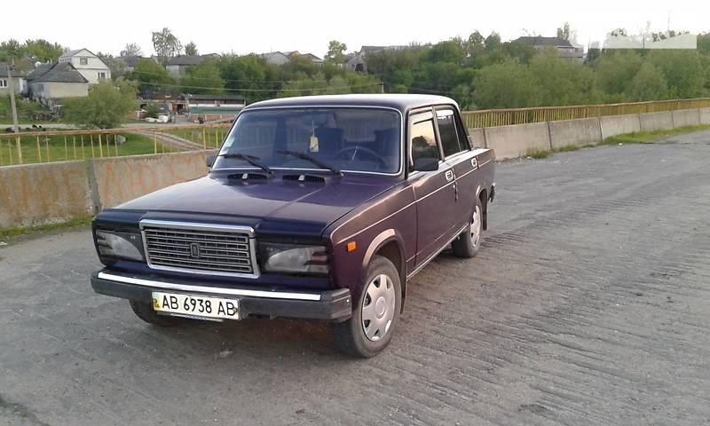 ВАЗ 2107 2002 в Черновцах