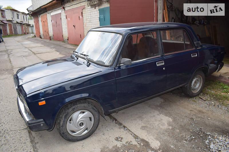 ВАЗ 2107 1995 в Житомире