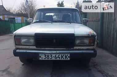 ВАЗ 2107 1994 в Ракитном