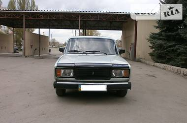ВАЗ 2107 1984 в Луганске