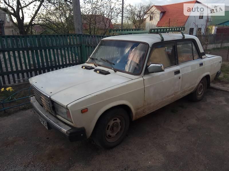 ВАЗ 2107 1992 в Киеве