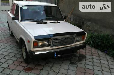 ВАЗ 2107 1987 в Ужгороде