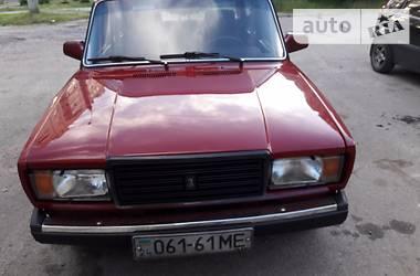 ВАЗ 2107 1989 в Черкассах