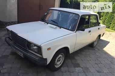 ВАЗ 2107 1996 в Ужгороде