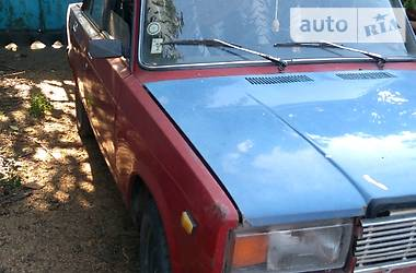 ВАЗ 2107 1989 в Голой Пристани
