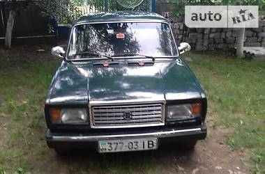 ВАЗ 2107 1998 в Черновцах