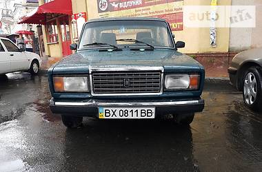 ВАЗ 2107 2002 в Хмельницком