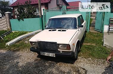 ВАЗ 2107 1990 в Ивано-Франковске