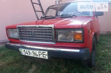 ВАЗ 2107 1988 в Хусті