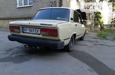 ВАЗ 2107 1984 в Запорожье