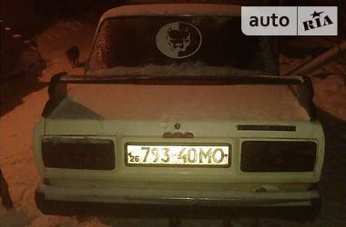 ВАЗ 2107 1989 в Черновцах