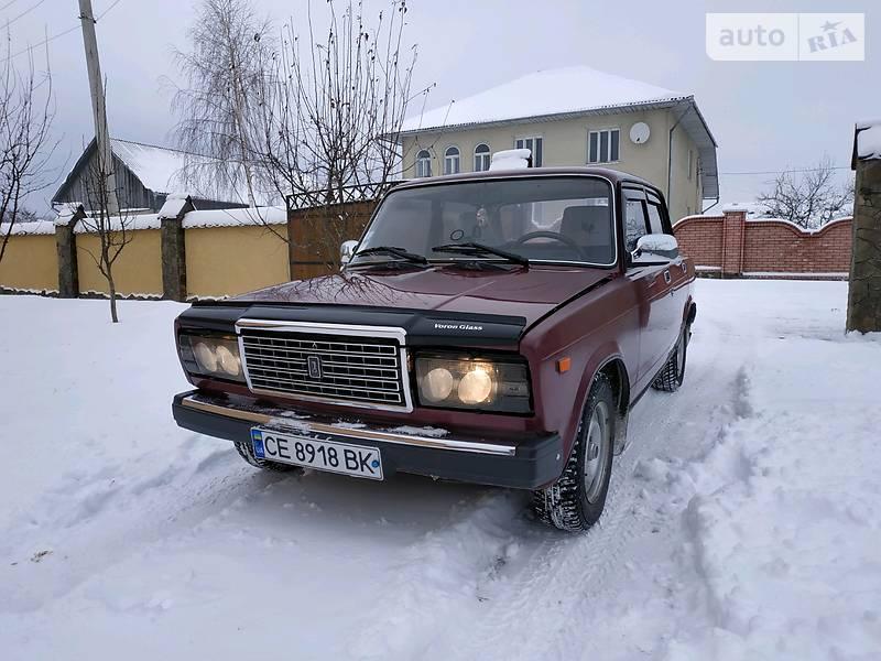 Lada (ВАЗ) 2107 2003 года в Черновцах