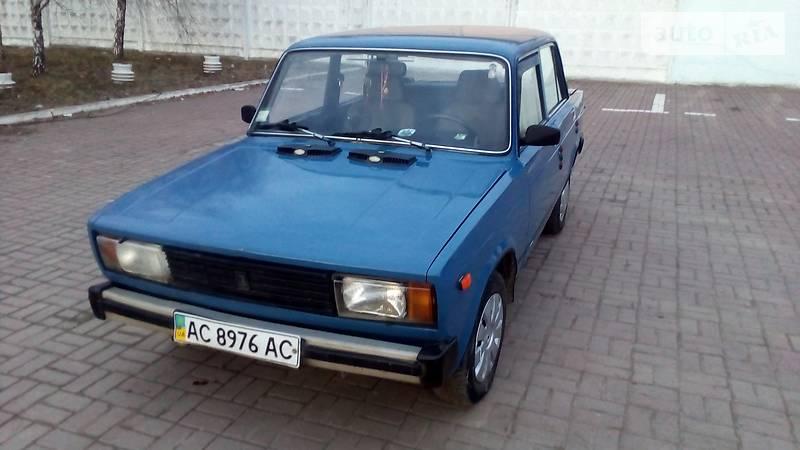Lada (ВАЗ) 2107 1990 года в Луцке