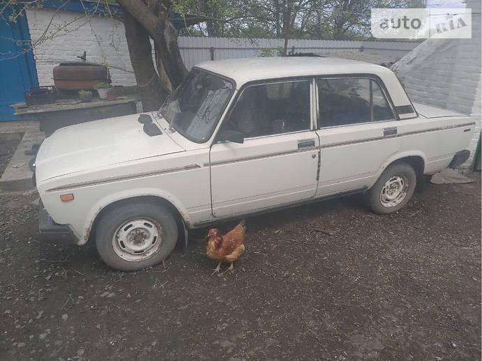 Lada (ВАЗ) 2107 1990 года в Сумах