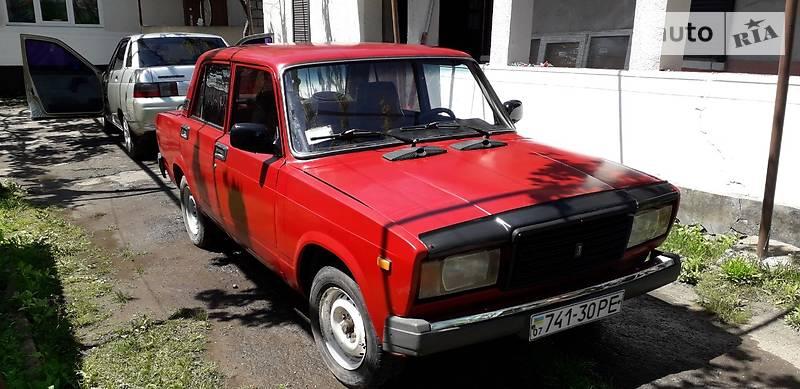 Lada (ВАЗ) 2107 1995 года в Ужгороде