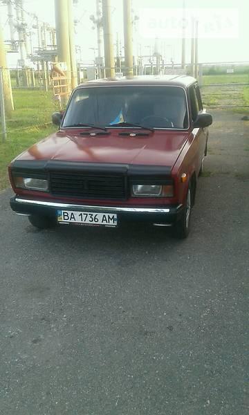 Lada (ВАЗ) 2107 1996 года в Кропивницком (Кировограде)