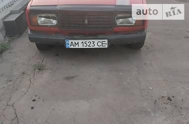 ВАЗ 2107 1991 в Черняхове