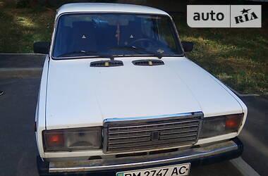 ВАЗ 2107 1987 в Полтаве