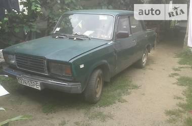 ВАЗ 2107 1987 в Мукачево