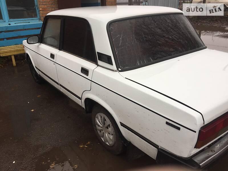 ВАЗ 2107 1995 в Черкассах