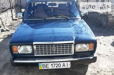 ВАЗ 2107 1987 в Новом Буге