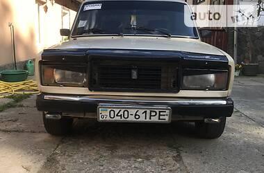 ВАЗ 2107 1995 в Тячеве