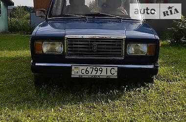 ВАЗ 2107 1988 в Заставной