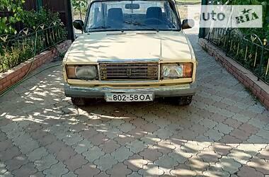 ВАЗ 2107 1987 в Ивановке