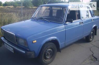 ВАЗ 2107 1988 в Врадиевке