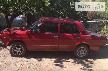 ВАЗ 2107 1987 в Новой Одессе
