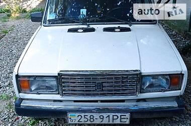 ВАЗ 2107 1996 в Иршаве