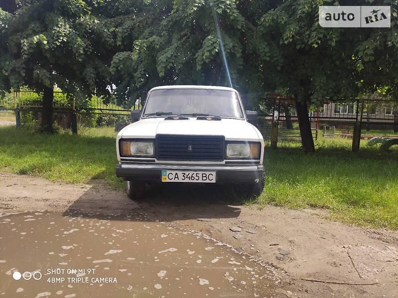 Седан ВАЗ 2107 1999 в Каневе