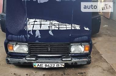 Седан ВАЗ 2107 1991 в Днепре