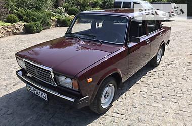 Седан ВАЗ 2107 2008 в Новомосковске