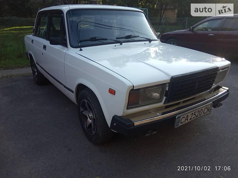 Седан ВАЗ 2107 1989 в Черкассах
