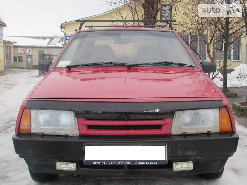 Lada (ВАЗ) 2108 1988 года в Чернигове