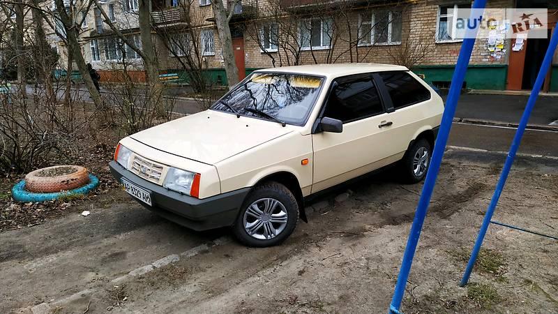 Lada (ВАЗ) 2108 1989 года в Запорожье