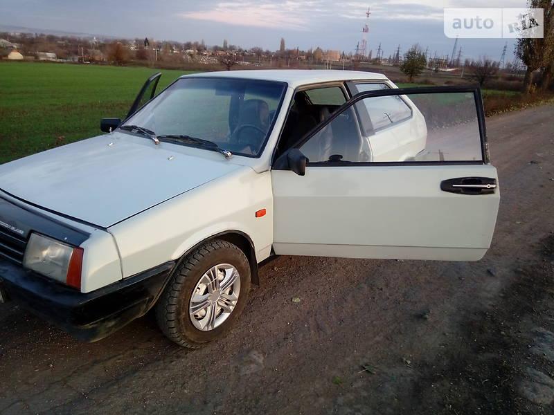 ВАЗ 2108 1988 в Новоукраинке