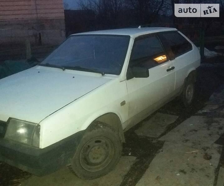 ВАЗ 2108 1992 в Сокале