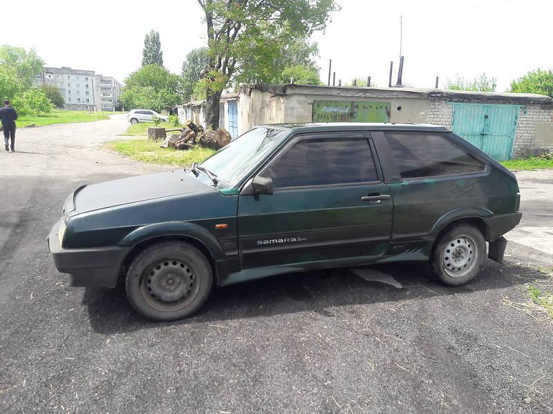 Хэтчбек ВАЗ 2108 2002 в Терновке