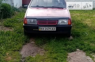 Хэтчбек ВАЗ 2108 1995 в Деражне