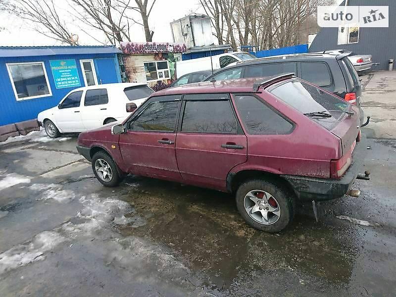 ВАЗ 21093 1996 в Киеве