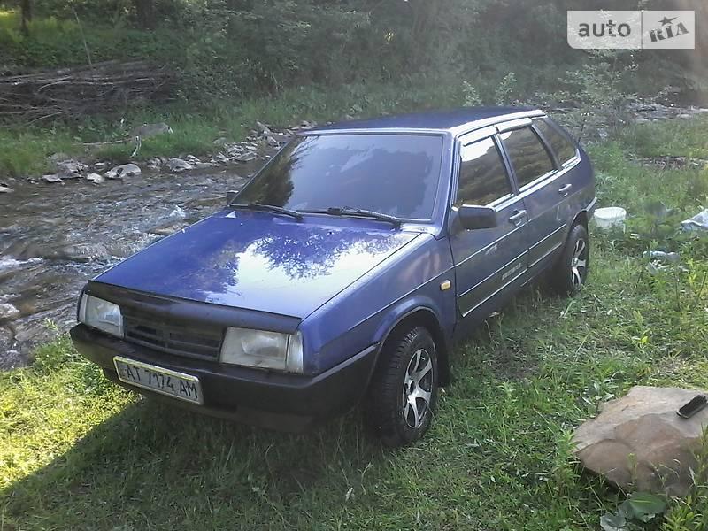 ВАЗ 21093 2004 в Косові