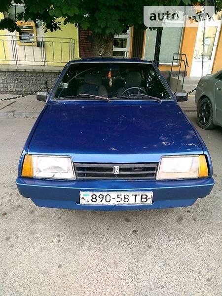 Lada (ВАЗ) 21093 1989 года в Ивано-Франковске