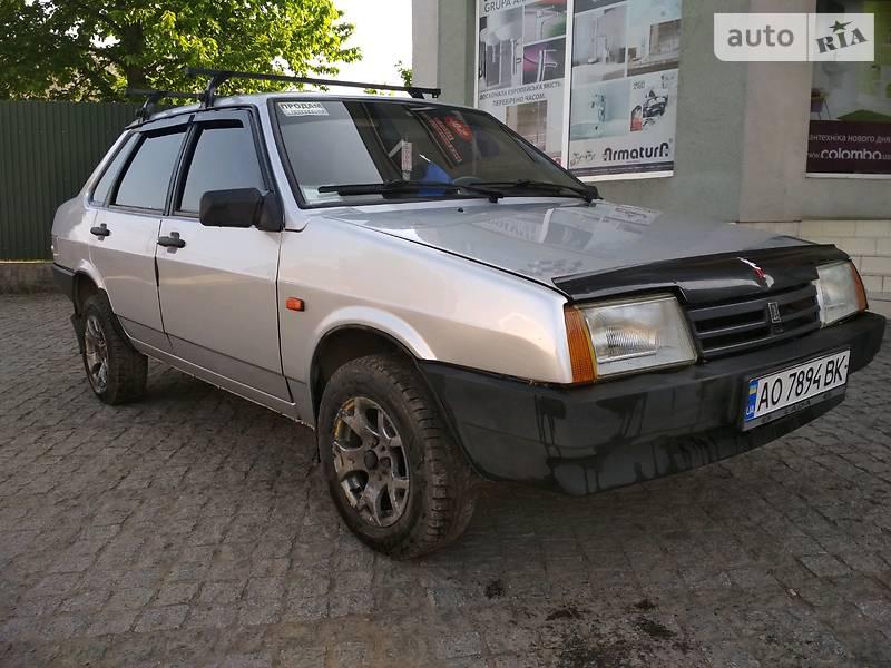 ВАЗ 21099 2002 в Хусті