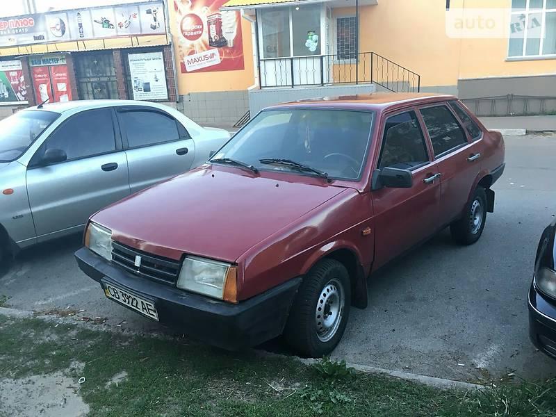 ВАЗ 21099 1991 в Мені