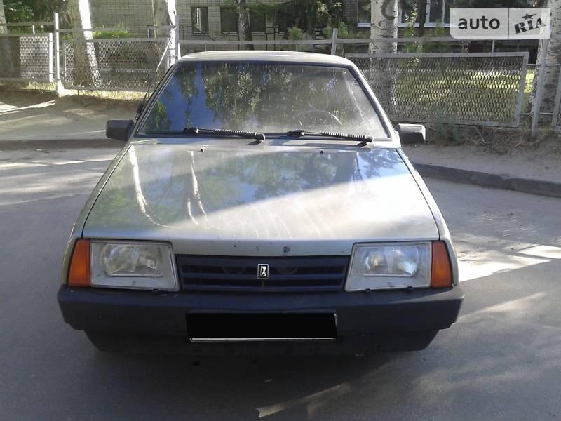 ВАЗ 21099 2002 в Днепре