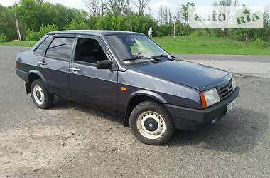 ВАЗ 21099 2001 в Чернухах