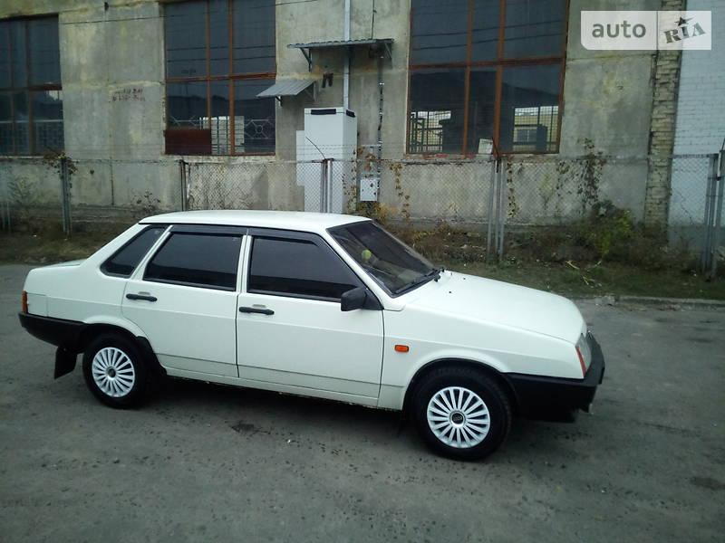 Lada (ВАЗ) 21099 1998 года в Сумах