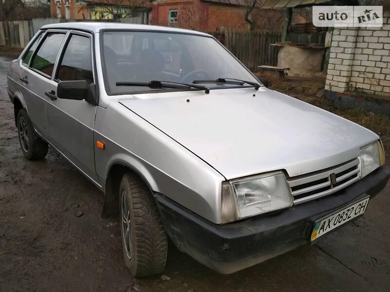 ВАЗ 21099 2004 в Люботине